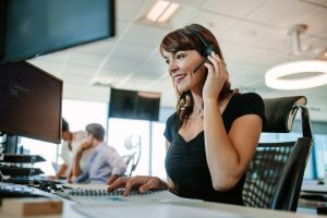 ergonomia no call center